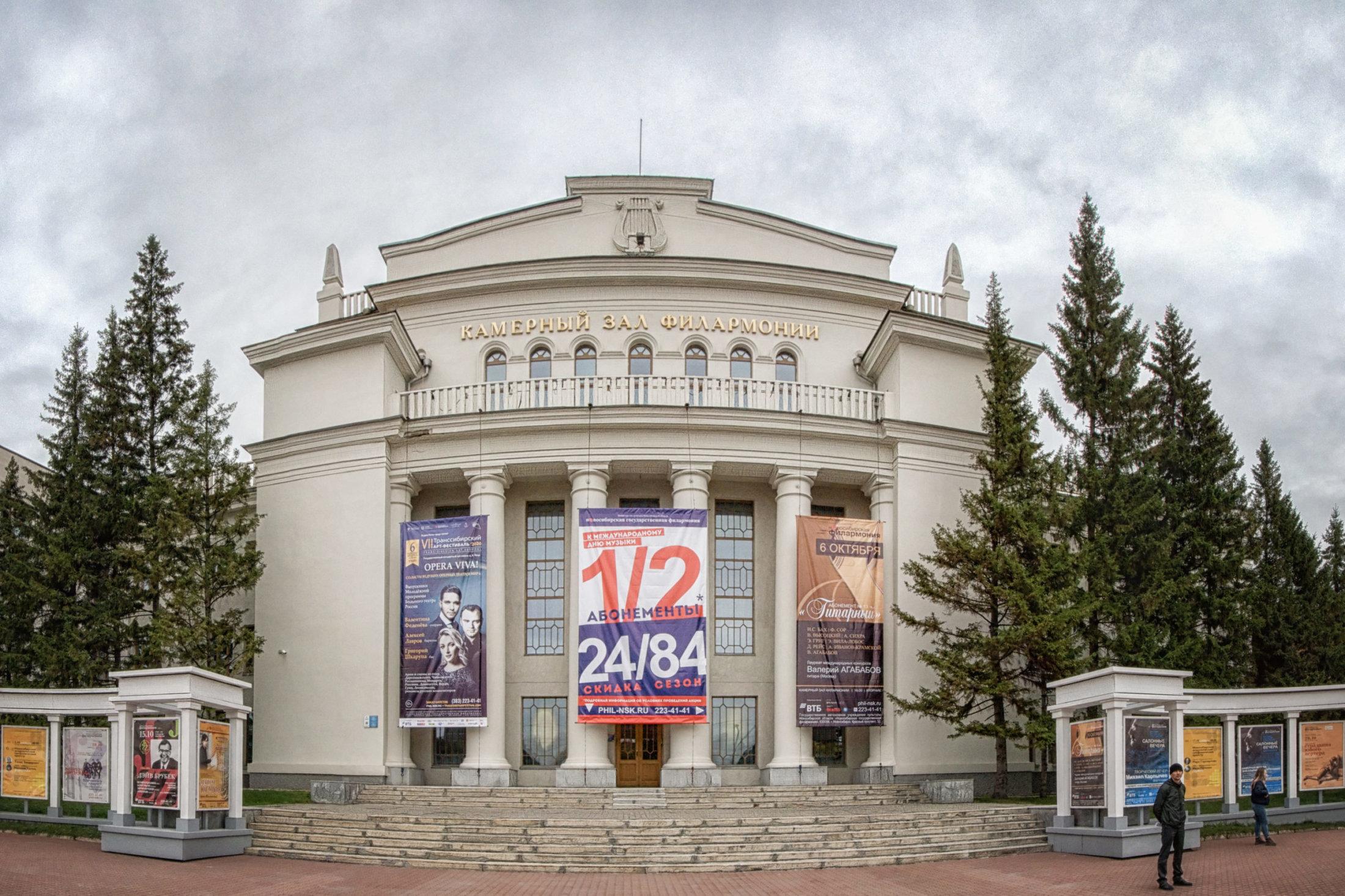 Илья Поляков. Дом Ленина