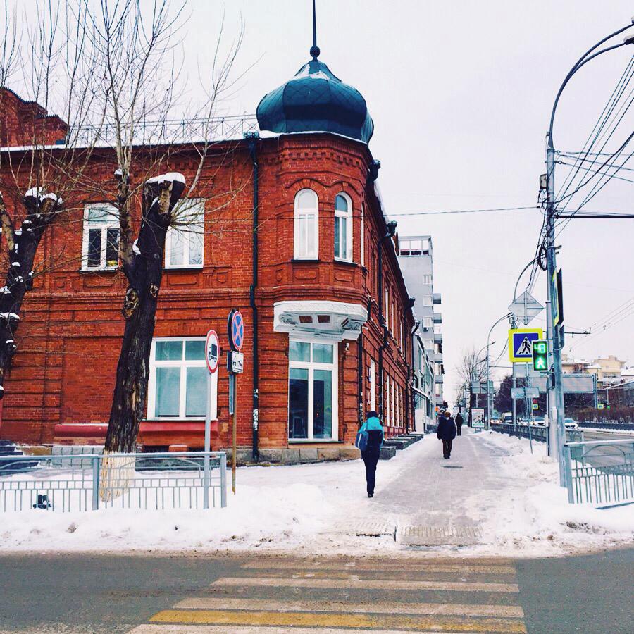Малиновский Максим. Дом купца Маштакова, 1903