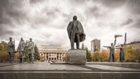 Андрей Поляков. Ленин на Ленина