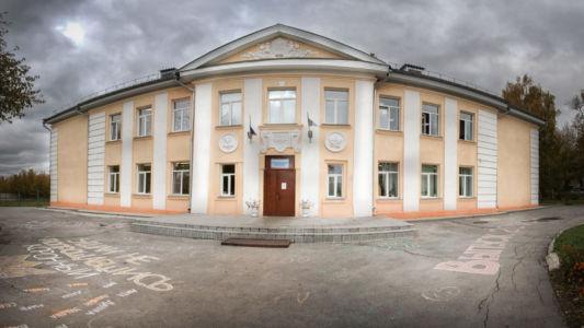 Андрей Поляков. Средняя школа № 52