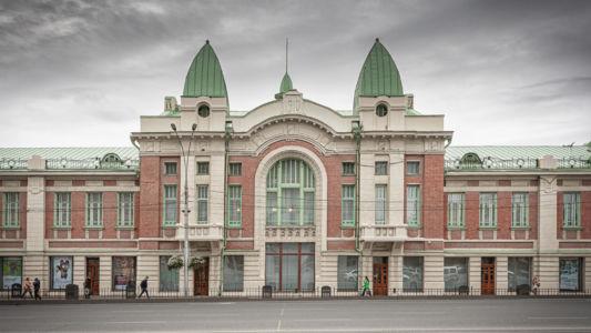 Илья Поляков. Краеведческий музей